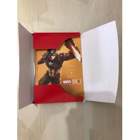 8 Cartões Postais Marvel - Omelete Box