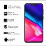 Smartphone 4g Cubot P20 4gb Ram E Rom 64gb