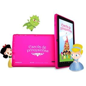 Tablet Navcity Nt1710 Escola Das Proincesinhas Rosa