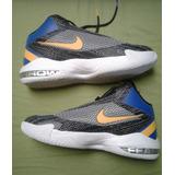 Zapatillas Basquetball Nike Antony Davis Talla 10us