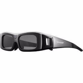 Oculos 3d Sharp Ativo An-3dg10-s Lacrado Original