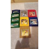 Pokemon Azul Para Gameboy Color En Español !!!