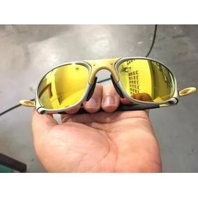 Dourado - Óculos De Sol Oakley em Paraná no Mercado Livre Brasil 5e9d13854c0