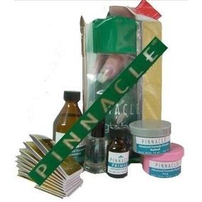 Kit Para Uñas Esculpidas Acrílico Pinnacle - Uñas Esculpidas en ... 12527665b1a34