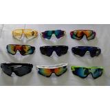 Óculos De Sol Ciclista Bike Mtb Speed Proteção Uv