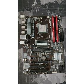 Kit Fx 8350 + Ga-970a-ds3p + Hyper X Fury 2x8gb 16 Gb
