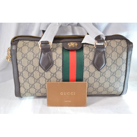 Gucci Ophidia, Cafe Con Lineas Verde Y Roja Chica