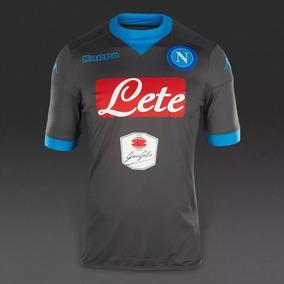 Camiseta Napoli Amarilla - Camisetas Gris oscuro en Mercado Libre ... 752dc9f2e8ee4