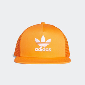 Gorra adidas Originals Trucker Trifolio Orange