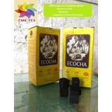 Carbon Carbones Arguile Hookah Narguile Ecocha 96 Pcs Usa