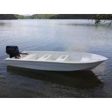 Barco Lancha Bote Cruizer 350 Casco Duplo Promoção Confira!!