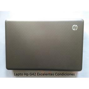 Lapto Hp G42 - Operativa - Sin Bateria