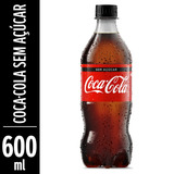 Coca-cola Sem Açúcar 600ml