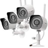 Sistema Cámara Seguridad Sin Hilos Zmodo ( Paquete 4) Cáma