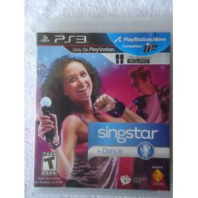 Singstar Dance Ps3 * Frete Gratis