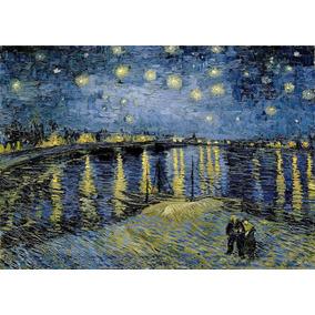 3c2280e3111b7a Litografías Originales De Van Gogh Noche Estrellada 40x50cm.