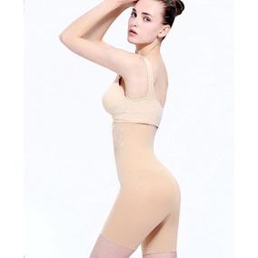 Body Modelador Invisible Reafirmante Tipo Short Levanta Pomp