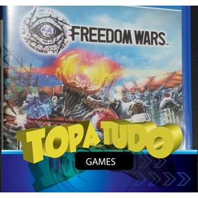 0f6ec9ebef4 Jogo Psvita Freedom War Semi Novo No Maleta Em Bh