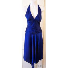 Imagenes de vestidos de gala azul rey