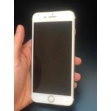 iPhone 7 Plus. Dourado. 128gb