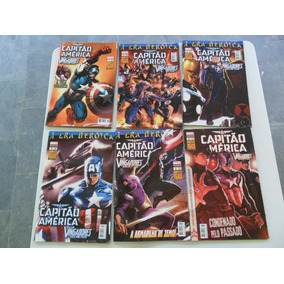 Capitão América E Os Vingadores Secretos! R$ 15,00 Cada!