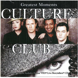 Culture Club- Greatest Moments/ Live Storytellers (2 Cds)