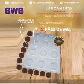 bf83103ee Formas Bwb Pão De Mel - Utensílios de Cozinha no Mercado Livre Brasil
