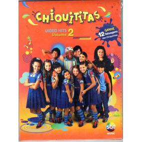 Dvd Chiquititas Vídeo Hits Volume 2 (original E Lacrado)