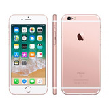 iPhone 6s Apple 32gb Ouro Rosa 4g Tela 4.7 - Retina Câm. 12