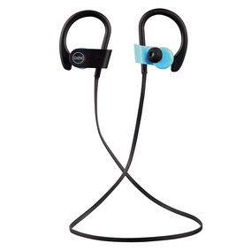 Fone De Ouvido Headset Move Bluetooth Preto E Azul Oex