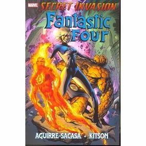 Marvel Secret Invasion - Fantastic Four - Volume 1