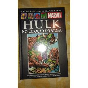 Hq. Hulk. No Coração Do Átomo. Salvat. Lacrado