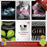 50 Sombras De Grey Colección 300 Novelas - Digital