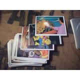 Lote 145 Figuritas - Tortugas Ninja - Aladino 1990