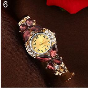 942c4b8dd Relogio Feminino Barato Marron - Relógios no Mercado Livre Brasil