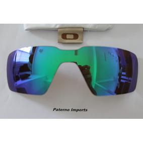 e99b763fb3360 Lente Óculos Probation Preto Cromo Black Chrome Polarizada. 13. Paraná ·  Lente De Reposição Para Oakley Probation G26