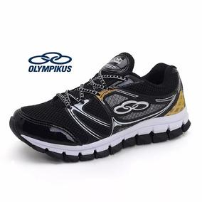 b6a4fb8727 Tênis Olympikus Caminhada Academia Masculino Feminino
