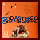 Soda Stereo - Canción Animal - Lp Sellado Edición Argentina
