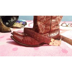 f73c2ce732 Botas De Cocodrilo Usadas - Zapatos de Hombre