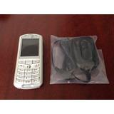Motorola E398 Blanco Nuevo Libre $1499 Con Envío.