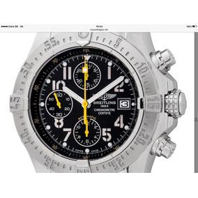 bf3299a12b9 Breitling Avenger Chrono Titanium E13360 - Joias e Relógios no ...