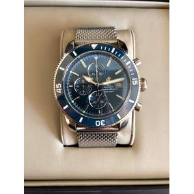 150d466fd0a Pulseira Para Relogio Breitling Superocean - Joias e Relógios no ...