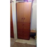 Closet Escaparates Gaveteros Mdf Guardarropa 40 Americanos