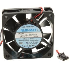 Ventilador 2406kl-05w-b59 24v 0,13a 60x60x15