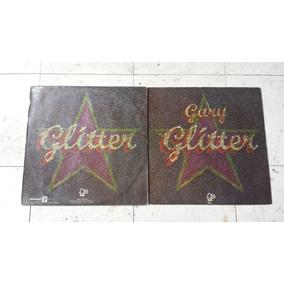 Lp - Disco De Vinil - Capa Dupla - Gary Glitter Glitter.