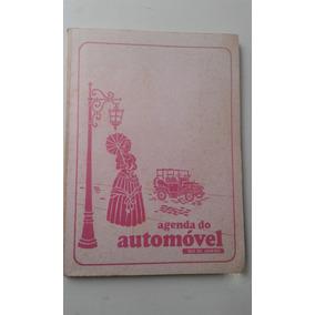 Livro - Agenda Do Automóvel - Rio - 1991