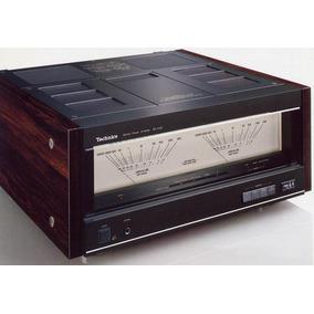 Amplificador Thechnics Se-a100 Hi-end