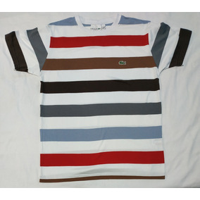 437ee8c2995e9 Camisa Lacoste - Camisas Marrom em São Paulo no Mercado Livre Brasil