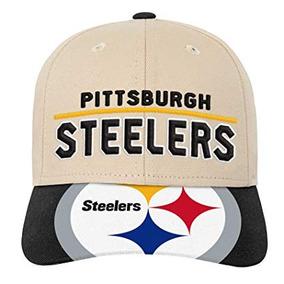 Nfl Pittsburgh Steelers - Gorra De Hombre 4648e034240