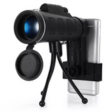Telescopio 40x Para Celular Lente Monocular Con Estuche
